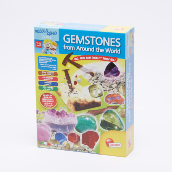 I'm a Genius Gems from Around the World Playset