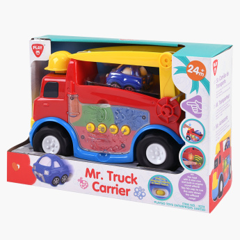 Playgo Truck Carrier Playset