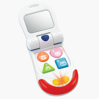 My Flip Up Sounds Phone Toy