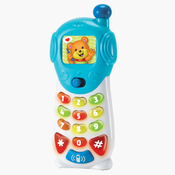 Light Up Talking Phone Toy