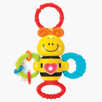 Light Up Twisty Bee Teether