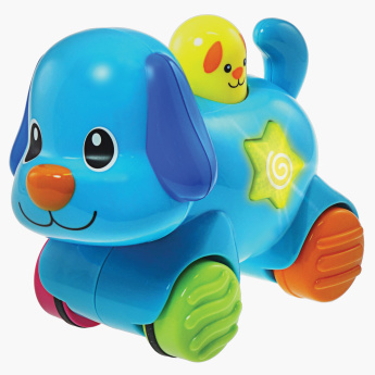 Press N Go Pet Puppy Toy