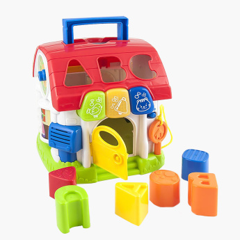 Sort N Learn Activity House Play Set