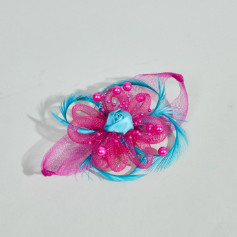 Charmz Flower Shaped Hairpin