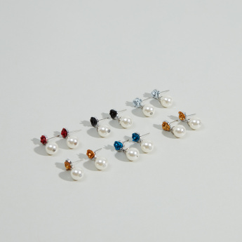 Charmz Beaded Earrings – Set of 6