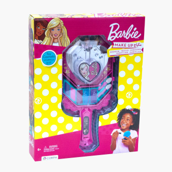 Barbie Hand Mirror and Cosmetic Playset