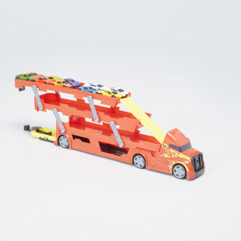 Launcher Transporter Playset