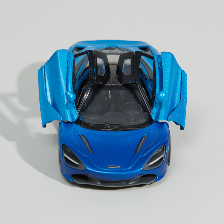 KiNSMART McLaren MSO 720S Toy Car