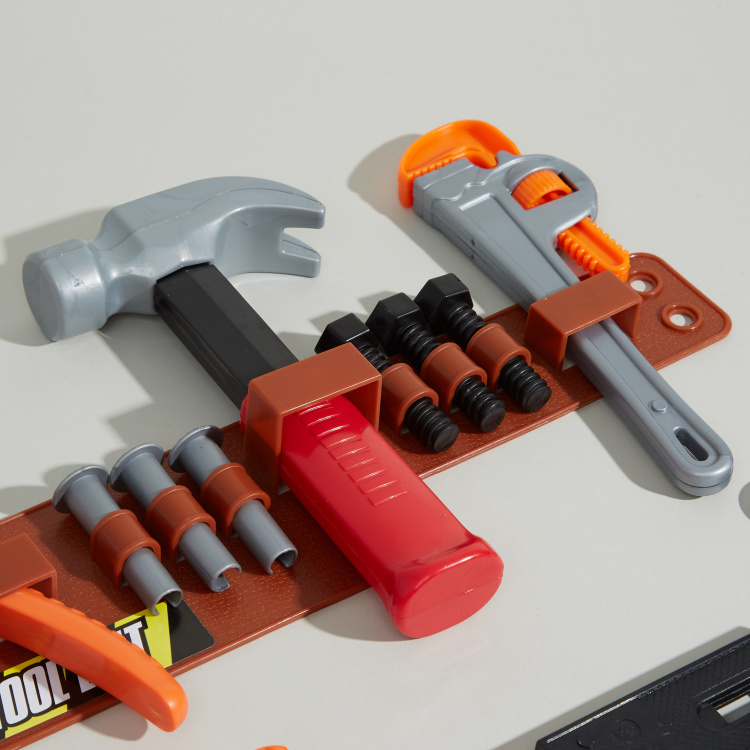 Supreme 30-Piece All-in-One Power Tool Play Kit