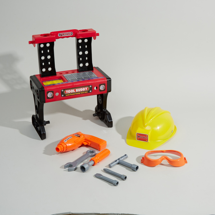 Supreme Tool Buddy Playset