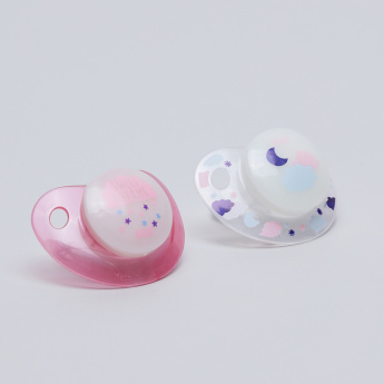 NUK Printed Soother - Set of 2