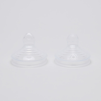 NUK Nature Sense Teat - Set of 2