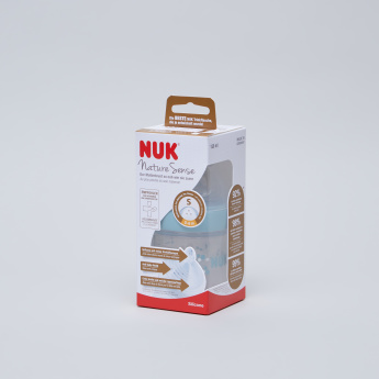 NUK Nature Sense Printed Feeding Bottle - 150 ml