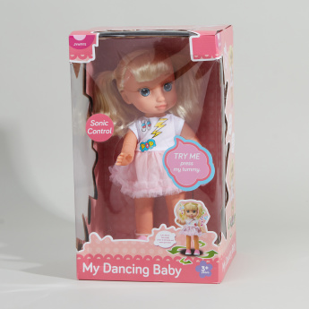 Juniors My Dancing Baby Interactive Doll