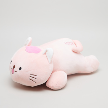 Juniors Plush Cat Toy
