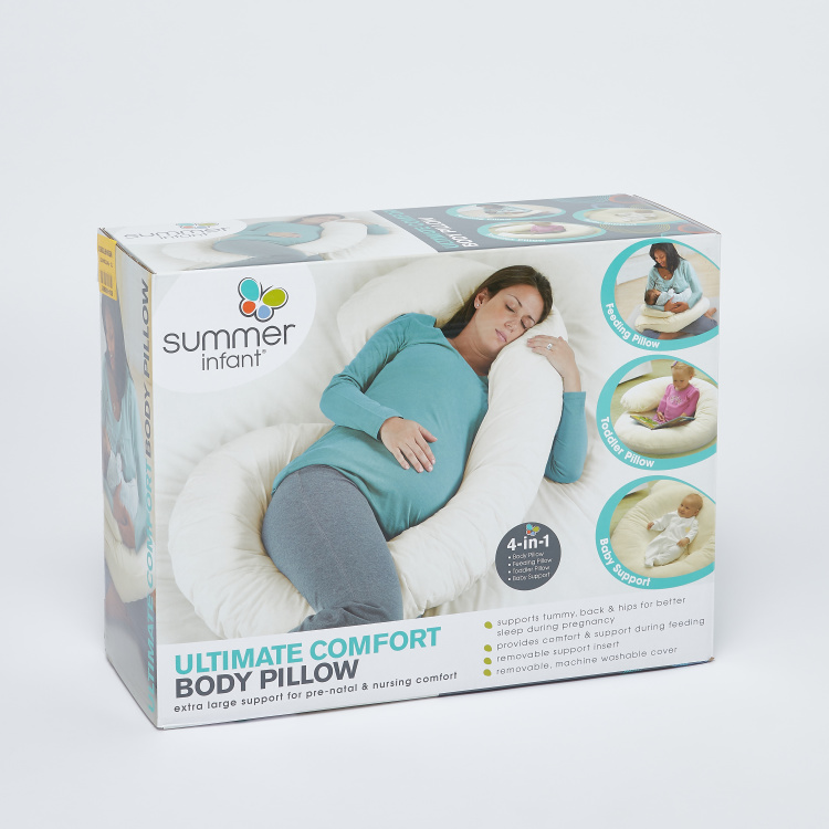 Summer Infant Maternity Ultimate Pregnancy Body Pillow