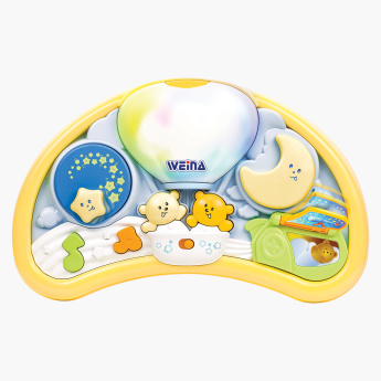 Weina Printed Dreaming Balloon Foldable Walker