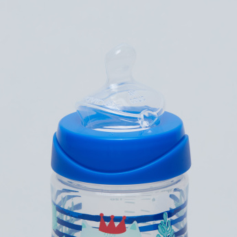Sauvinex Printed Feeding Bottle - 150 ml