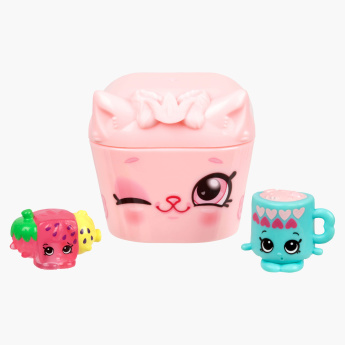 Shopkins Printed 3-Piece Pet Pod Playset