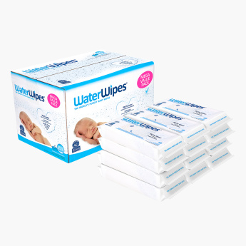 WaterWipes Mega Value Pack 720-Piece Baby Wipes