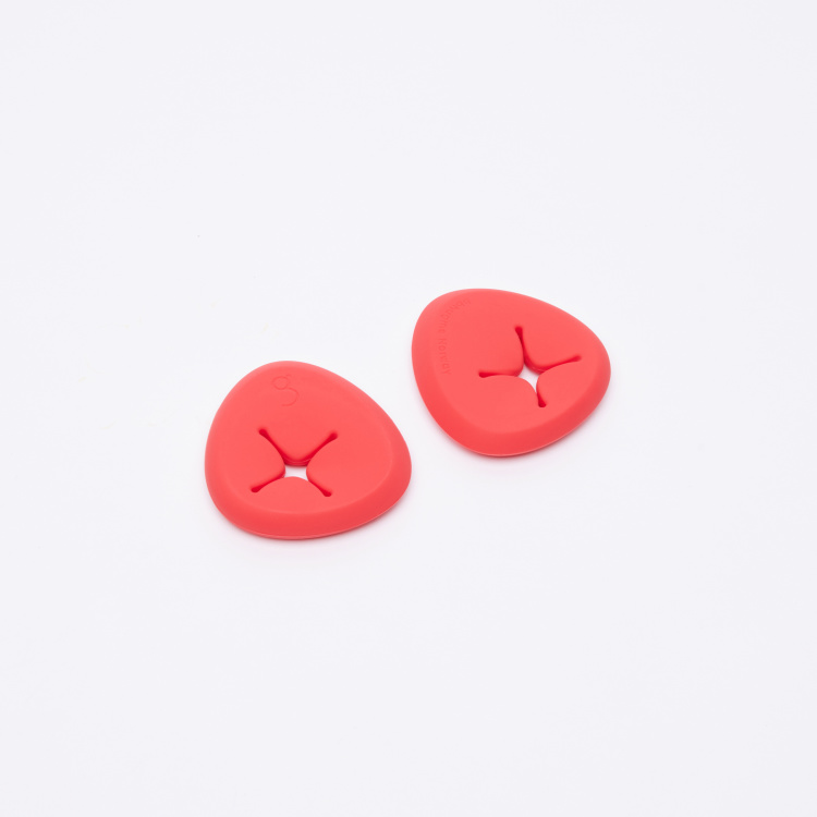 bbhugme Coral Pebbles - Set of 2