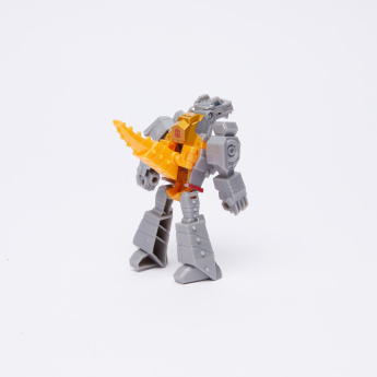 Transformers Cyberverse Grimlock Chomp Jaw Toy