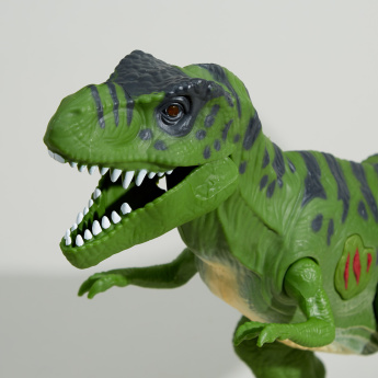 Dino Valley Giant T-Rex Attack Playset
