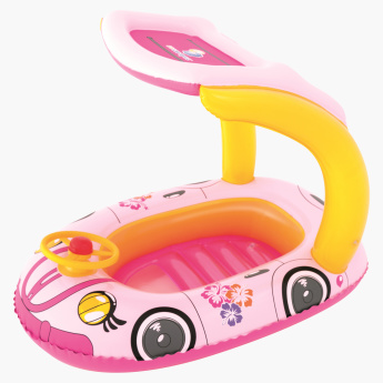 Bestway UV Careful Printed Kiddie Car Float