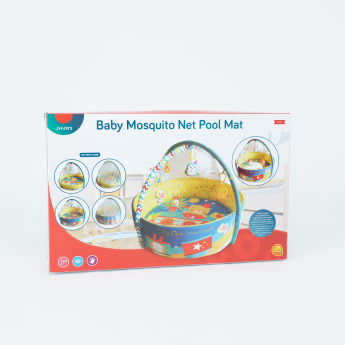 Juniors Baby Mosquito Net Pool Mat