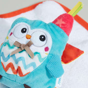 Juniors Plush Toy with Towel