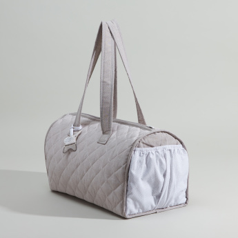 Cambrass Luca Quilted Diaper Bag