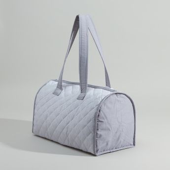 Cambrass Brother Quilted Diaper Bag