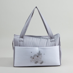 Cambrass Maxi Brother Embroidered Diaper Bag