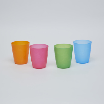 nip Printed Drinking Beaker - Set of 4
