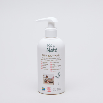 Naty Eco Baby Body Wash - 200 ml