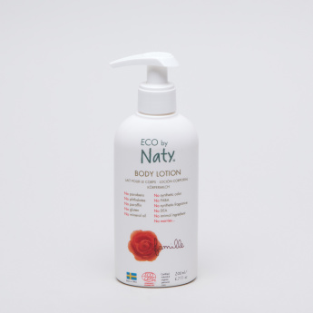 Naty Body Lotion - 200 ml