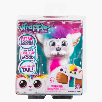 Little Live Wrapples Plush Toy - Una