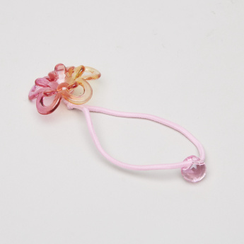 Charmz Embellished Hair Tie