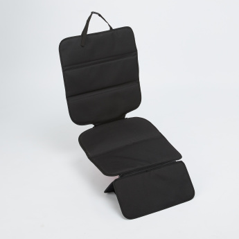 Juniors Car Seat Protector with Footrest