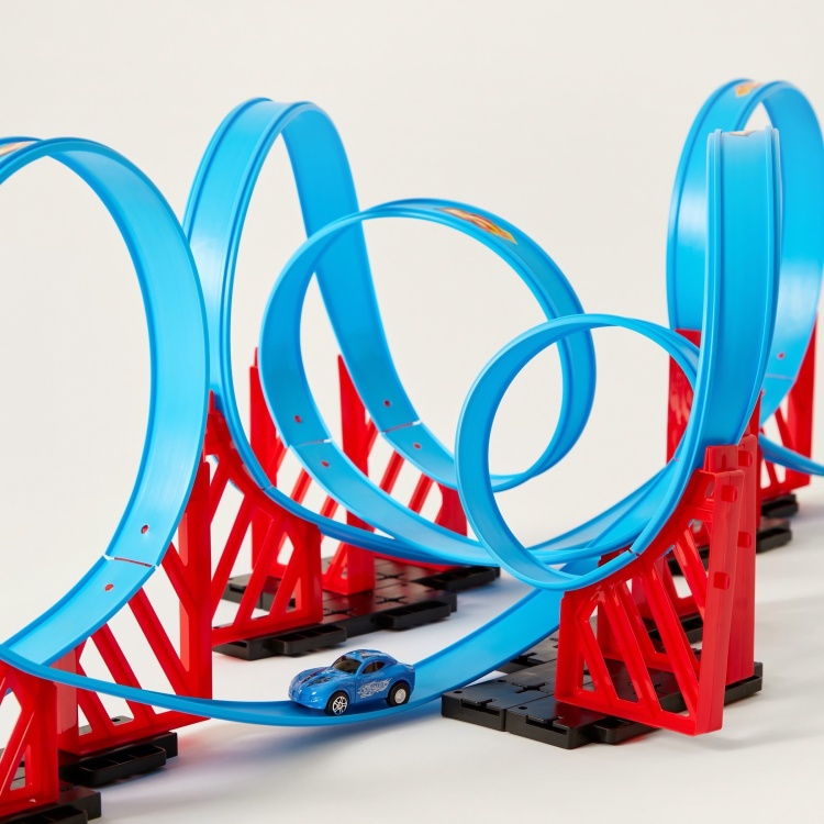 Juniors 41-Piece Speed Road Racer Track