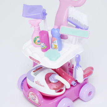 Sweet Home Magical Cleaning Playset