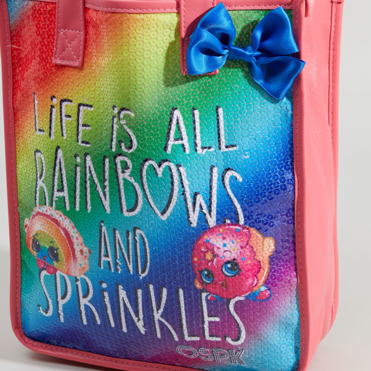 Shopkins Handbag with Bow Detail