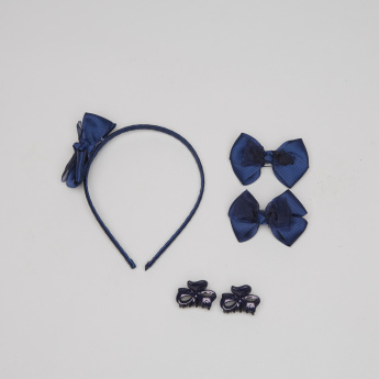 Charmz 5-Piece Embellished Hair Accessories Set