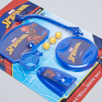 Spider-Man Printed Basketball Game Set