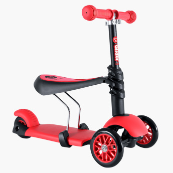 Yvolution Y Glider Scooter
