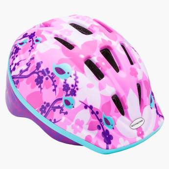 Schwinn Printed Adjustable Fit Classic Helmet