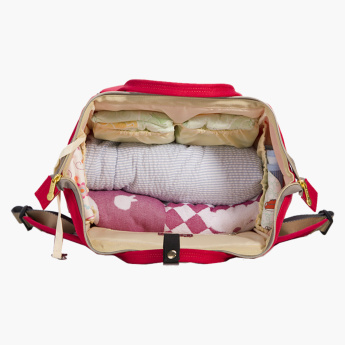 Sunveno Diaper Bag with Twin Handles