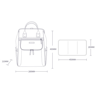 Sunveno Elite Diaper Bag