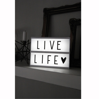 Eazy Kids A5 Size Letter Light Box