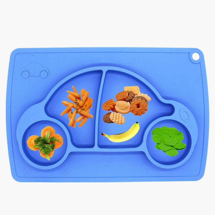 Eazy Kids Car Placement cum Food Plate